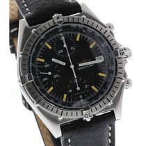 Breitling 81950 Steel 1990 Chronomat 39mm pre-owned