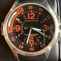 Hamilton Khaki occasion 44mm GMT