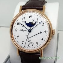 Breguet Red gold Automatic 39.5mm pre-owned Classique