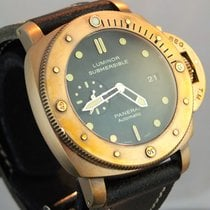 "Panerai Luminor Submersible 1950 3 Day´s""BRONZO"" NEU/ Lim.1000..."