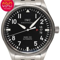 IWC Pilot Mark Acero 41mm Negro España, Madrid