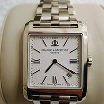 Baume & Mercier Hampton Acier 40mm Blanc France, AVERNES