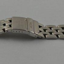 Breitling Pilot Armband Old Navitimer Für Utc Vintage Rar 22mm