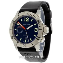 Glycine Steel 44mm Automatic 3899.19 D8 new United Kingdom, London