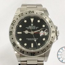Rolex Explorer II + Guarantee