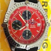 """Breitling Chronomat""""Red Arrows"""", Red Dial, Limited..."""