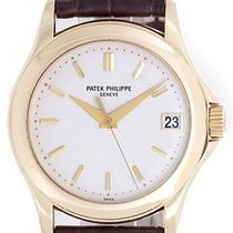 Patek Philippe Calatrava Grand Taille 18k Men's Watch 5107J