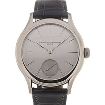 Laurent Ferrier Galet Micro-Rotor 40mm Automatic Silver Dial