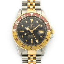 Rolex Two-Tone GMT-Master Root Beer Watch Ref. 16753