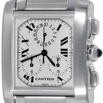 Cartier Tank Francaise Model W51001Q3