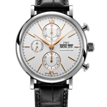 IWC Portofino Chronograph new 2019 Automatic Watch with original box and original papers IW391031