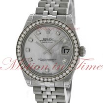 Rolex Lady-Datejust 178384 mdj usados