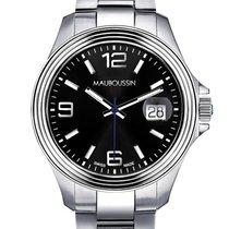 Mauboussin Platinum 40mm Automatic 914800-700 new