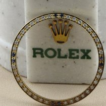 GENUINE DIAMOND BEZEL WITH SAPPHIRES FOR ROLEX MEN'S 36mm 2018 gebraucht