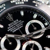 Rolex Daytona 116500 black dial perfect  full set 2018