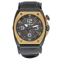 Bell & Ross BR 02 new Automatic Watch only BR02‑PINKGOLD‑CA