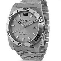 Locman Stealth 021100AK-AGKBR0 new