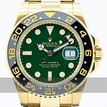 Rolex 116718LN Gulguld GMT-Master II 40mm