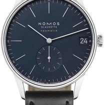 NOMOS Orion Neomatik Steel 40.5mm Blue United States of America, New York, Airmont