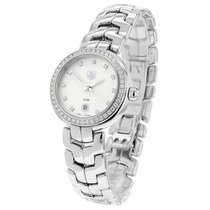 TAG Heuer Link Lady pre-owned 29mm Steel