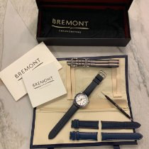 Bremont Steel 43mm Automatic pre-owned