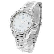 TAG Heuer Carrera Lady pre-owned 28mm Steel