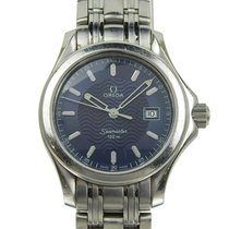 Omega 2511.81 Steel Seamaster 30mm pre-owned