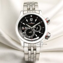 Jaeger-LeCoultre Master Compressor Geographic Acero 41mm