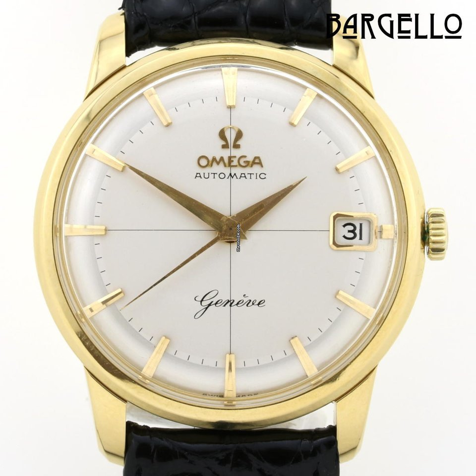 5e34260c51b8 Omega Genève Yellow gold - all prices for Omega Genève Yellow gold watches  on Chrono24
