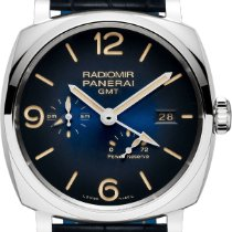 Panerai Radiomir 1940 3 Days Automatic Steel 45mm Blue United States of America, New York, New York