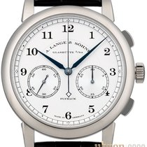 A. Lange & Söhne White gold 39,5mm Manual winding 402.026 new