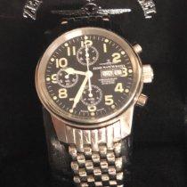 Zeno-Watch Basel Stahl Automatik 6557 gebraucht Schweiz, Riehen