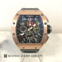 Richard Mille Rose gold 50mm Automatic rm011-01 new United Kingdom, LONDON