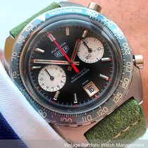 Heuer 1163 CHRONOGRAPH VINTAGE VICEROY 1970 pre-owned