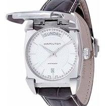 Hamilton Flintridge Steel 32.2mm Silver No numerals