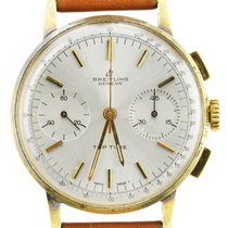 Breitling Top Time Gold/Steel White