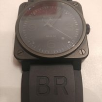 Bell & Ross Steel 42mm Automatic BR03-92 pre-owned United States of America, California, Reseda