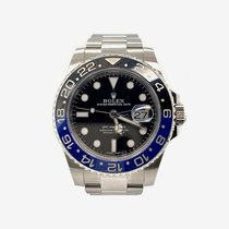 Rolex Ceramic Automatic 40mm pre-owned GMT-Master II