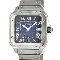 Cartier Santos (submodel) WSSA0013 pre-owned