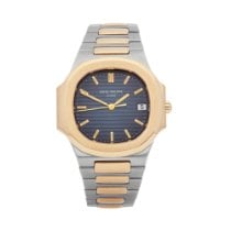 Patek Philippe Nautilus Gold/Steel 33mm Blue United Kingdom, Bishop's Stortford