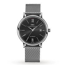 IWC Portofino Automatic Steel 40mm Black No numerals United States of America, New York, New York