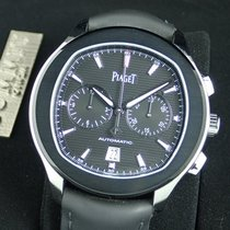 Piaget Polo S Acero 42mm Negro