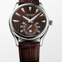 Louis Erard Les Asymétriques Steel 40mm Brown No numerals