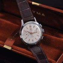 Cyma Acier 37mm Remontage manuel occasion France, Paris