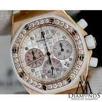 Audemars Piguet Royal Oak Offshore Lady Rose gold 37mm Grey
