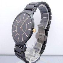 Rado True Thinline 01.140.0741.3.015 Rado Thinline Ceramica Acciaio PVD Nero nouveau