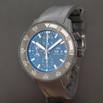 IWC Aquatimer Chronograph Galapagos Islands IW376705