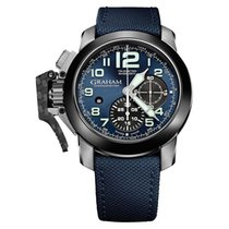 Graham Chronofighter Steel