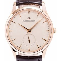 Jaeger-LeCoultre Master Grande Ultra Thin Or rose 40mm Blanc