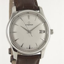 Eterna Steel 40mm Automatic 10763041611185 pre-owned